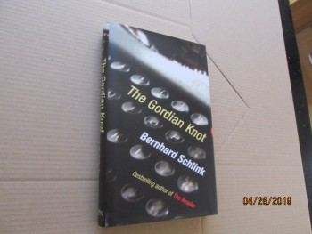 Image for The Gordian Knot First Edition Hardback in Dustjacket