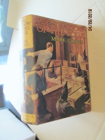 Image for The Shadow of the Four First Edition Hardback in Original Dustjacket