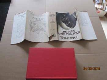 Image for The Man with the Scar first Edition Hardback in Dustjacket