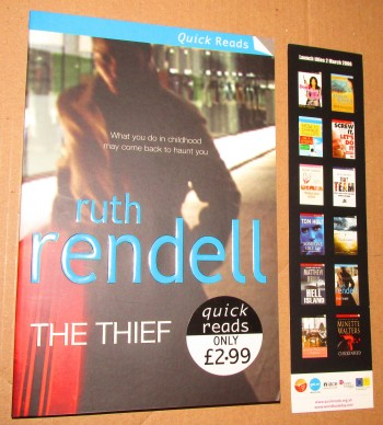 Image for The Thief (Quick Reads) first Edition