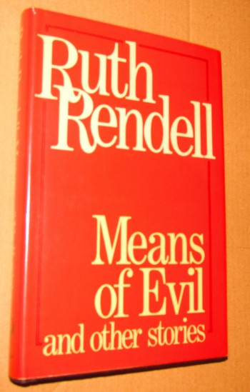 Image for Means of Evil First Edition Hardback in Dustjacket