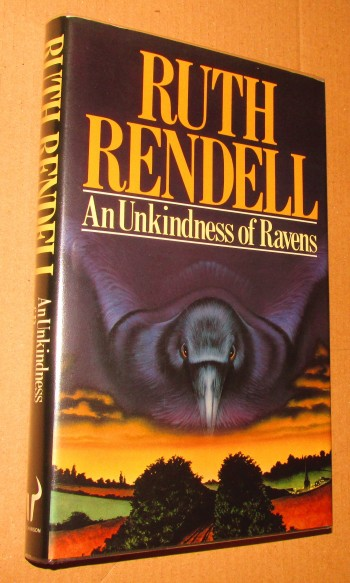 Image for An Unkindness of Ravens First Edition Hardback in Dustjacket