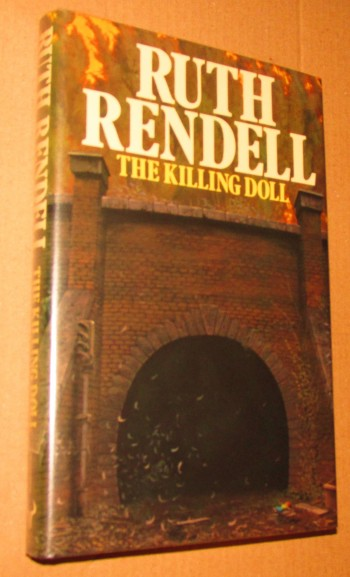 Image for The Killing Doll First Edition Hardback in Dustjacket