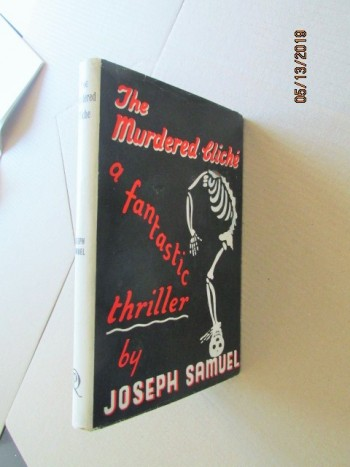 Image for The Murdered Cliche first Edition Hardback in Original Dustjacket