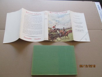 Image for Red Coats Galloping First Edition Hardback in Original Dustjacket