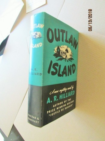 Image for Outlaw Island first Edition Hardback in Original Dustjacket