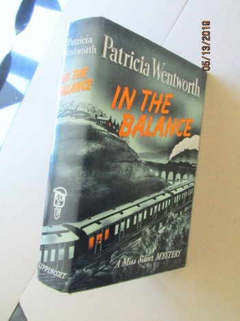Image for In the Balance First Edition Hardback in Original Dustjacket