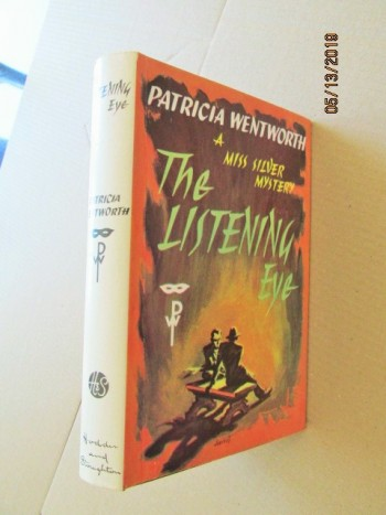 Image for The Listening Eye First Edition Hardback in Original Dustjacket