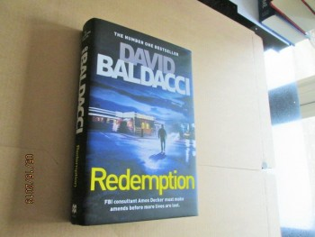 Image for Redemption Unread Fine First Edition Hardback in Dustjacket