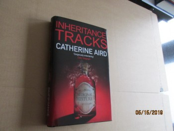 Image for Inheritance Tracks first Edition Hardback in Dustjacket