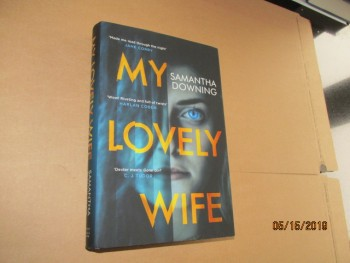 Image for My Lovely Wife First Edition Hardback in Dustjacket