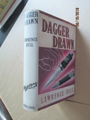 Image for Dagger Drawn First Edition Hardback in Original Dustjacket
