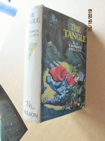 Image for The Tangle First Edition Hardback in Original Dustjacket