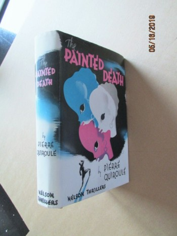 Image for The Painted Death First Edition Hardback in Original Dustjacket