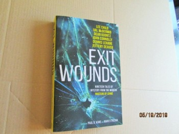 Image for Exit Wounds Nineteen Tales of Mystery from Modern Masters of Crime First Edition