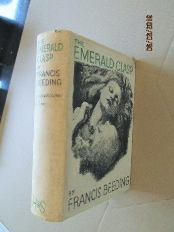 Image for The Emerald Clasp First Edition Hardback in Original Dustjacket
