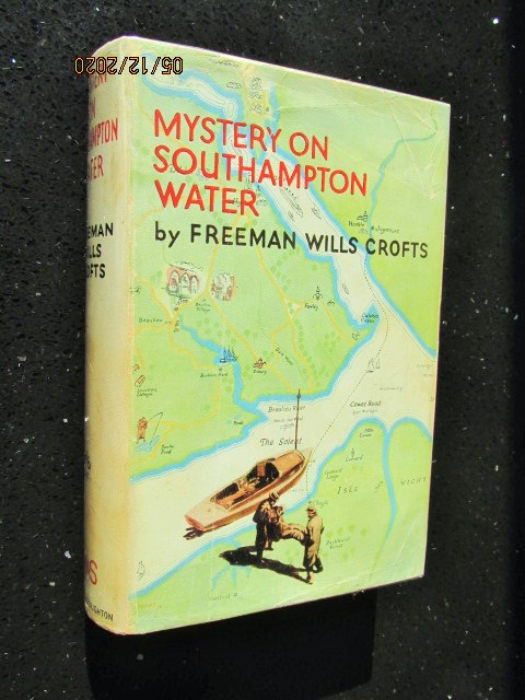 Image for Mystery on Southampton Water First Edition in Original Dustjacket