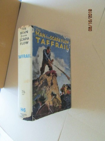 Image for The Man from Scapa Flow First Edition in Original Dustjacket