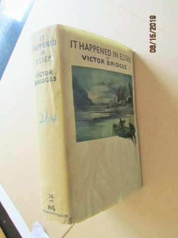 Image for It Happened in Essex First Edition in Original Glassine Dustjacket