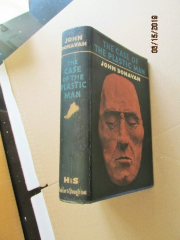 Image for The Case of the Plastic Man First Edition in Original Dustjacket