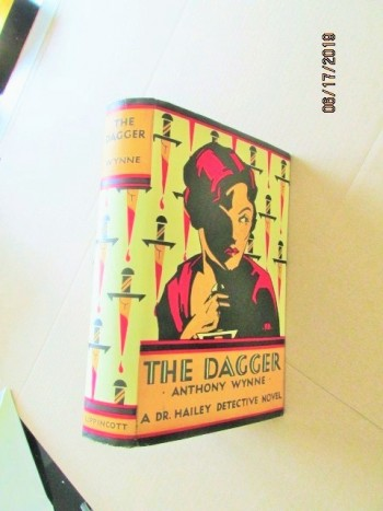 Image for The Dagger first Edition in Original Dustjacket