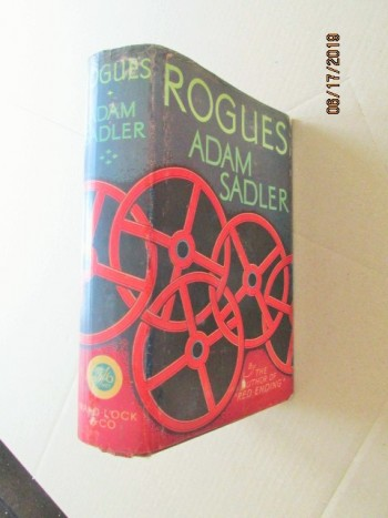 Image for Rogues First Edition Hardback in Dustjacket