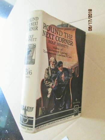 Image for Round the Next Corner First Edition in Original Dustjacket