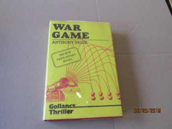 Image for War Game First Edition
