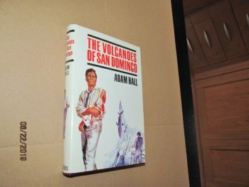 Image for The Volcanoes of San Domingo First Edition in Dustjacket