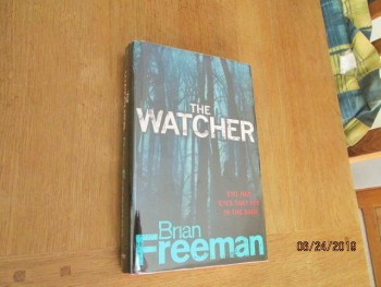 Image for The Watcher First Edition Hardback in Dustjacket