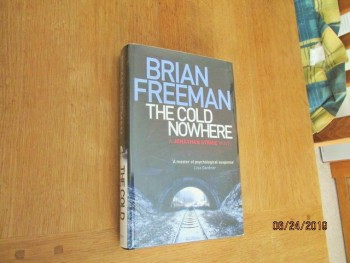Image for The Cold Nowhere First Edition Hardback in Dustjacket