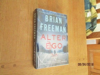 Image for Alter Ego First Edition Hardback in Dustjacket