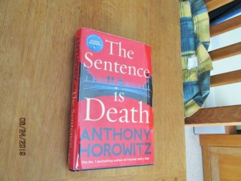 Image for The Sentence is Death First Edition Hardback in Dustjacket