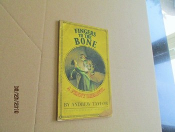 Image for Fingers to the Bone a Penny Dreadful First Edition