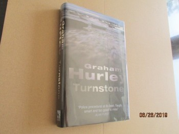 Image for Turnstone Signed and Dated First Edition Hardback in Dustjacket