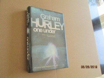 Image for One Under Signed Lined Dated First Edition Hardback in Dustjacket
