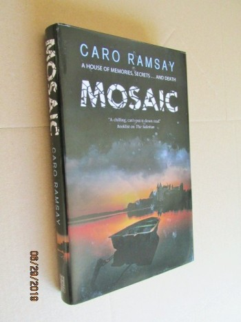 Image for Mosaic First Edition Hardback in Dustjacket