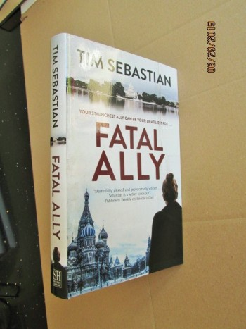 Image for Fatal Ally First Edition Hardback in Dustjacket