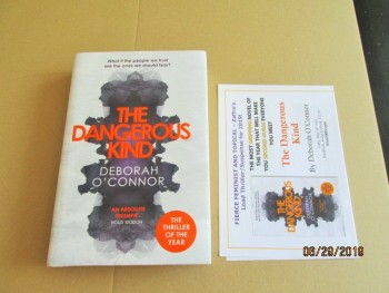Image for The Dangerous Kind Unread First Edition Plus Publicity Letter