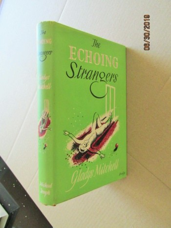 Image for The Echoing Strangers First Edition in Original Dustjacket