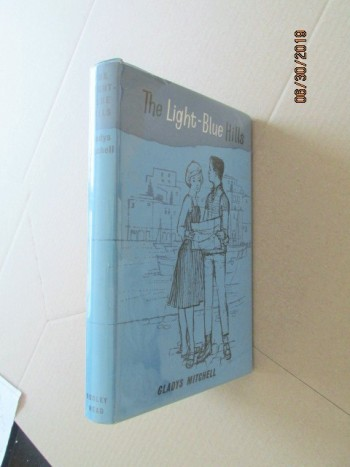 Image for The Light-Blue Hills First Edition