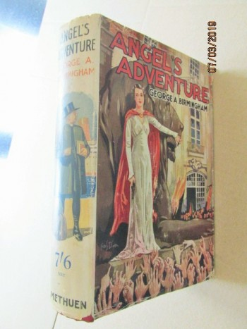 Image for Angel's Adventure First Edition in Original Dustjacket