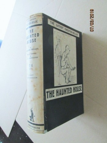 Image for The Haunted House First Edition in Original Dustjacket