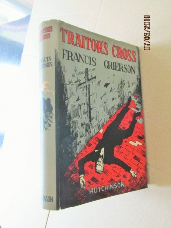 Image for Traitor's Cross First Edition Hardback in Dustjacket