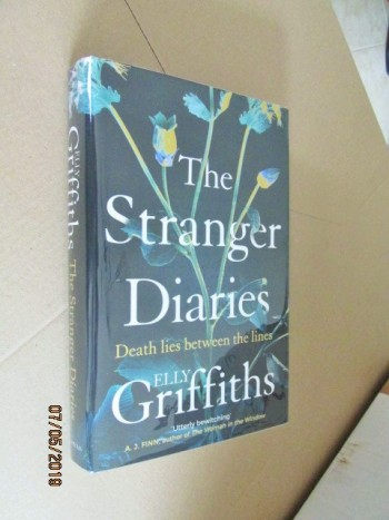 Image for The Stranger Diaries First Edition