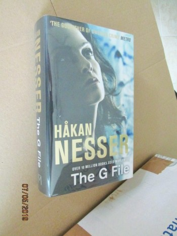 Image for The G File First Edition Hardback in Dustjacket