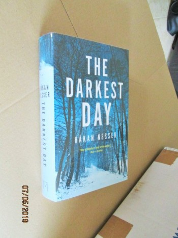 Image for The Darkest Day First Edition Hardback in Dustjacket