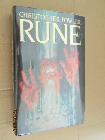 Image for Rune Signed First Edition