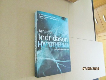 Image for Hypothermia First Edition Trade Paperback Original