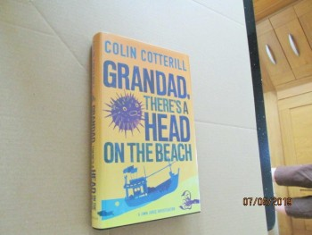 Image for Grandad There's a Head on the Beach First Edition